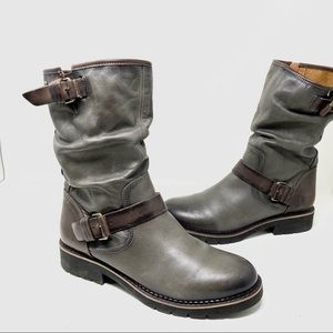 Pikolinos Vicar Mid Slouch boots 42 11 A7